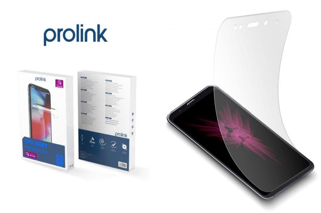 Protector de pantalla Hidrogel Prolink